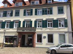 Haslach (Kinzigtal) Hauptstr. 26 Stadtapotheke, 1843 Architekt unbekannt