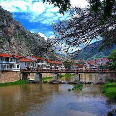 Amasya'dan kareler...  Fotoğrafı gönderen: Ali Günaydın