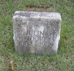 Julina Groom Moore