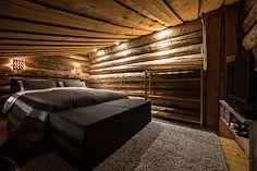 UnelmaPovi mökki yläkerta makuuhuone Divider, Bed, Room, Furniture, Home Decor, Bedroom, Decoration Home, Stream Bed, Room Decor