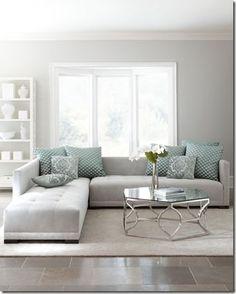 Minimalist Living Room Idea | Living Simply