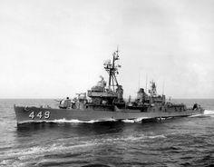"USS Nicholas (DD-449);0544902 - Search results for ""uss nicholas dd-449"" - Wikimedia Commons"