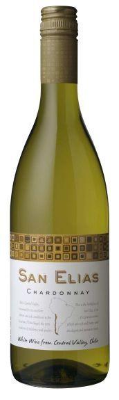 Siegel Vinos - San Elias Chardonnay - Chardonnay - Central Valley, Chili - Vinthousiast, Rupelmonde (Kruibeke) - www.vinthousiast.be