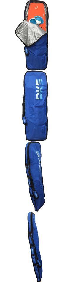 Kiteboards 114263: Pks Single Board Bag 140Cm Kiteboarding Kitesurfing Twin Tip BUY IT NOW ONLY: $84.95