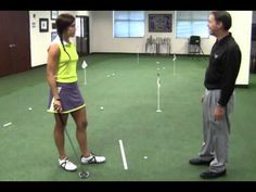 3 Putting Drills to Try at Home - YouTube....Pretty cool to try. Need a yard stick, small pvc pipe, and a poker chip. Focus on alignment and where ball contact made. Yea confidence!