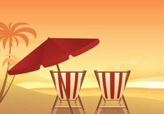 Chair Beach Free Vector - https://www.welovesolo.com/chair-beach-free-vector/?utm_source=PN&utm_medium=wcandy918%40gmail.com&utm_campaign=SNAP%2Bfrom%2BWeLoveSoLo