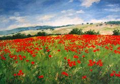 page6-1004 plin Felicia, Landscape, Painting, Art, Art Background, Scenery, Painting Art, Kunst, Landscape Paintings