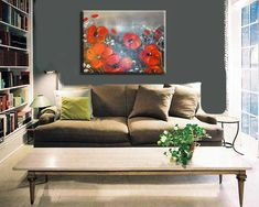 Brighten anyroom with artwork- painting by Veronica Reid