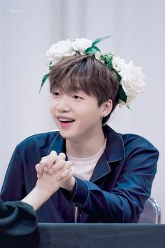 Jeong Sewoon I love you