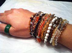 Mix color bracelet