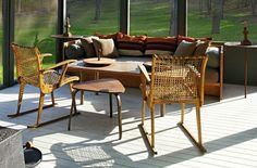 Steal This Look: The Perfect Screened Porch