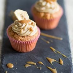 This banoffee cupcakes recipe is absolutely gorgeous and perfect for all banoffee lovers.The golden icing sugar used in the icing gives the butter icing a delicious caramel flavour.