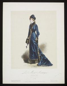 La mode Artistique, Gustave Janet, 1882