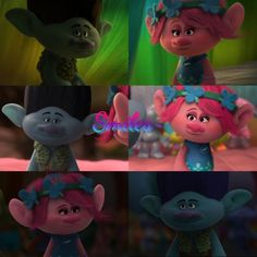 Sunshine In My Pocket, Poppy And Branch, Love Scenes, Dreamworks, Troll, Tinkerbell, Poppies, Weird, Ships