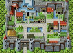 Steam rpg maker fantastic buildings medieval rpg for Building map maker
