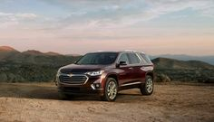 2018 CHEVY Traverse