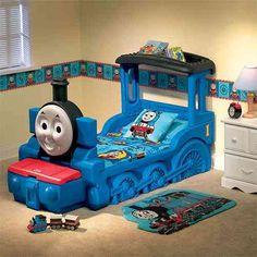 Habitacion niños: Thomas