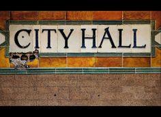 ニューヨークの地下鉄はここから始まった!閉鎖されたシティホール駅の美しい意匠(動画あり)