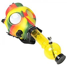 Check out this cool mask bong!  10 x Gas Mask Water Pipe - Hookah Shisha Pipe.   * Click image to review more details.