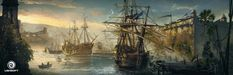 Fort from Assassin's Creed IV: Black Flag