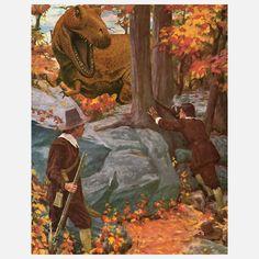 unusualcard.com - Plight of the Pilgrims