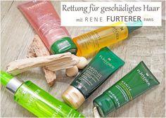 Geschädigtes Haar reparieren mit Naturkosmetik #Haircare #NaturkosmetikHaare #ReneFurterer
