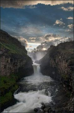 White River Falls Oregon