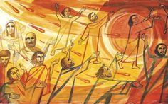 A children's session based on the story of pentecost. Ideal for church groups or Sunday School