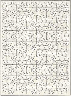 Pattern in Islamic Art - BOU 021