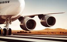 Boeing 747-8 Engine