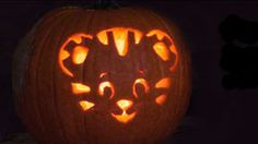 PBS Halloween Stuff - pumpkin carving templates, easy costumes, crafts, etc.