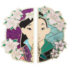 Mulan Anniversary Pin Set & Limited Edition Honor the Anniversary of Disney& Mulan with this set of two limited edition pins in a commemorative display box. The post Mulan Anniversary Pin Set & Limited Edition appeared first on DIY Projects. Walt Disney, Disney Cute, Disney Ears, Disney Films, Disney Villains, Disney Cartoons, Disney Trips, Disney Magic, Disney Posters