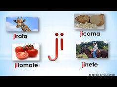 # 15 Sílabas ja je ji jo ju - Syllables With J