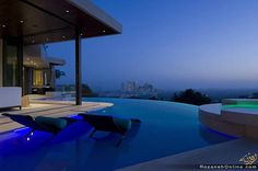 penthouse above the city