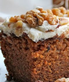 The very best Carrot Cake Recipe on Earth