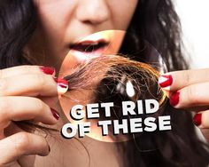 6 Tired Habits That Are Giving You Split Ends  http://www.womenshealthmag.com/beauty/how-to-prevent-split-ends