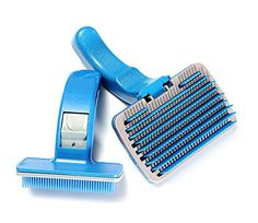 Pet Leso Dog Cat Hair Fur Shedding Trimmer Grooming Rake Comb Brush S *** Check out the image by visiting the link.