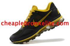 check out 5a6f4 caadd Black Nike Air Trainer 1.3 Max Breathe Mens Goldenrod Air Max Sneakers, Men  Sneakers,