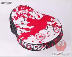 2pcs/lot MMA Target pad Muay Thai Boxing Gloves Sandbag Punch Pads Hand Target Focus Training Circular Mitts for Kick Fighting