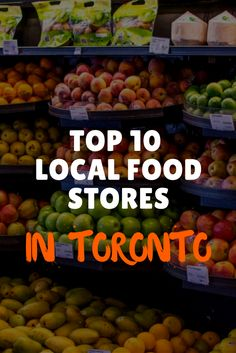 Where to find fresh locally grown foods in Toronto? Great Restaurants, Toronto, Healthy Eating, Yummy Food, Foods, Fresh, Vegetables, Eating Healthy, Food Food