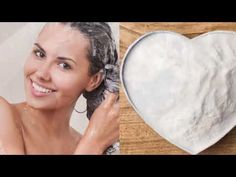 How to remove gray hair with baking soda - Avoid falling and dandruff Hairstyles For School, Cool Hairstyles, Tips Belleza, Hair Health, Fall Hair, Natural Oils, Hair Looks, Short Hair Cuts, Healthy Hair