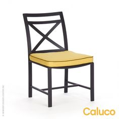 San Michelle Dining Side Chair by Caluco available at LoftModern.com #patiofurniture #caluco #sanmichelle