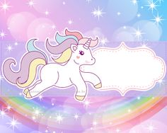 Unicorn Drawing, Unicorn Art, Magical Unicorn, Cute Unicorn, Rainbow Unicorn, Unicorn Books, Birthday Tarpaulin Design, Unicorn Wallpaper Cute, Unicorn Printables