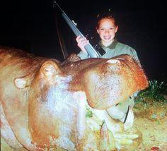 Le cronache animali: Kendall Jones: uccide gli animali per aumentare i ...