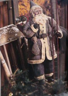 Love the Prim Santa