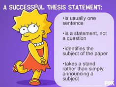 where to put thesis statement in paper
