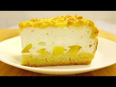 Pályázati kiírás Pite tól től levegővel Krém és őszibarack. olvadékok ban ben a szája! - YouTube Vanilla Cake, Cake Recipes, Cheesecake, Cooking Recipes, Cream, Youtube, Desserts, Cook, Sweet Pastries