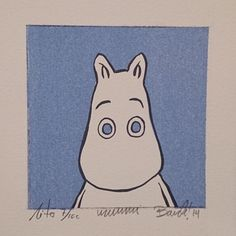 Tove Jansson, Moomin, Contemporary Artists, Kids Rugs, Art Prints, Gallery, Painting, Beautiful, Instagram