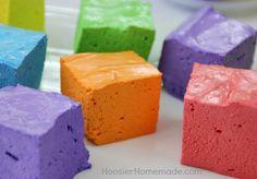 Simple Homemade Marshmallows