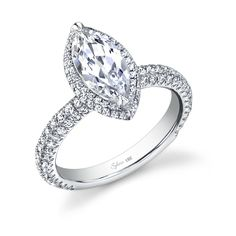 Diamond Engagement Rings Shapes 8